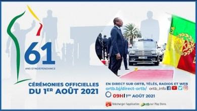 Photo of Cérémonies officielles du 1er août 2021