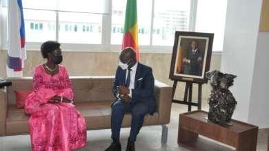 Photo of Louise MUSHIKIWABO, Secrétaire Générale de la Francophonie : Le Bénin est notre porte-flambeau sur les questions du numérique