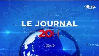 Photo of Suivez sur l'ORTB le «JT 23h30 du 11 Octobre 2021 avec Jérôme HOUNGBO»