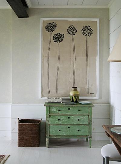 meubles peints des idees a prendre pour tous les styles et comment les realiser