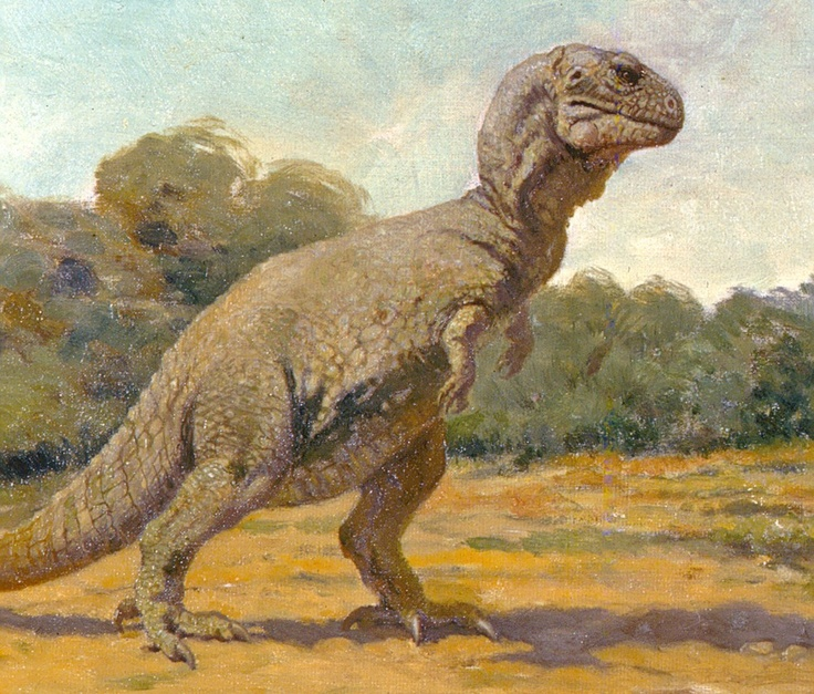 Image result for trex painting