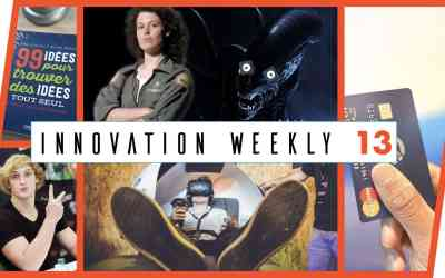 Innovation weekly 13 – Conférence sur le futur 2018