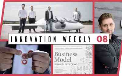 Innovation Weekly 08 – Business model, youtube 2017, Wish & VUCA