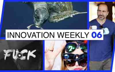 Innovation Weekly 06 – Fast Company, Uber, Station-F, les Napoléons et Bio-bean