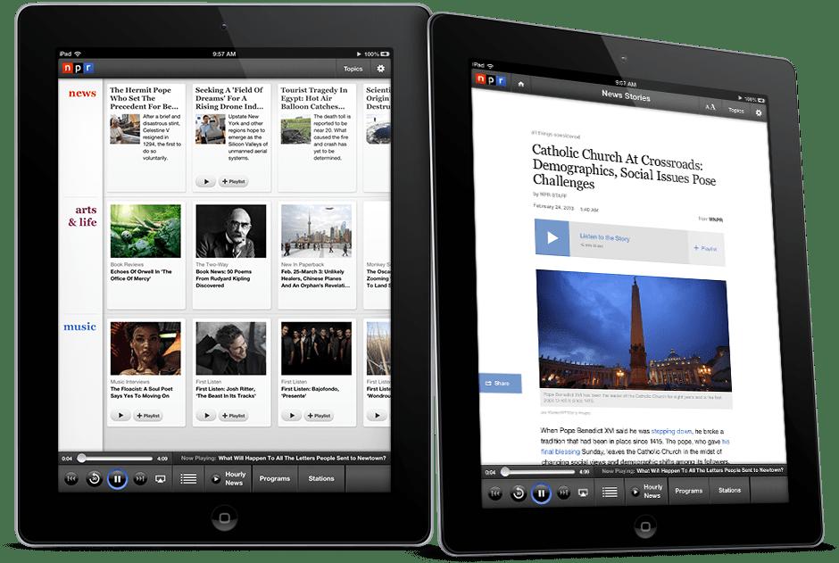 NPR-News-iPad