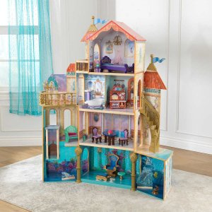 ALL NEW! KidKraft Ariel Under the Sea Kingdom Dollhouse