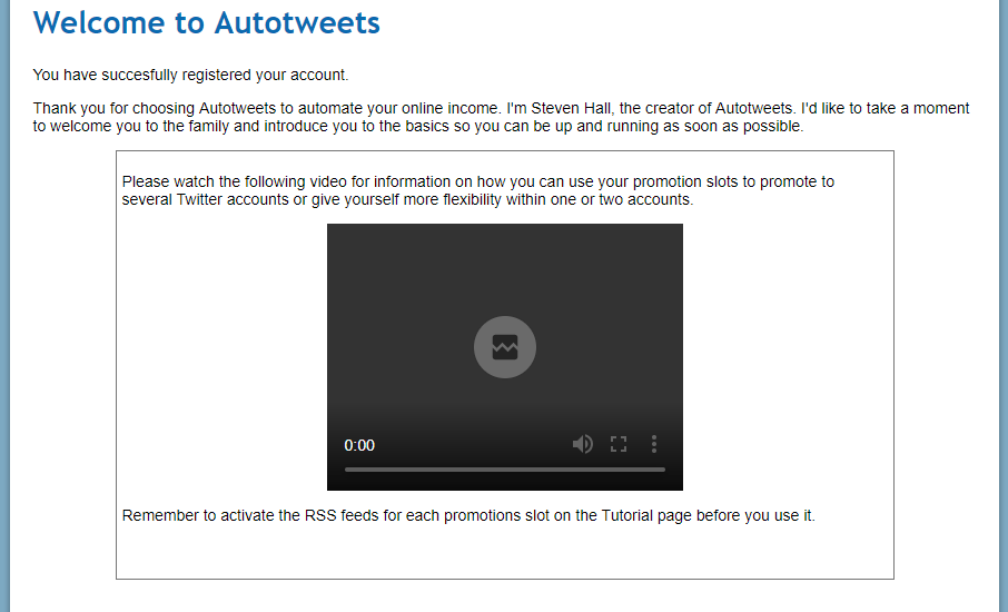 Auto Tweets Review