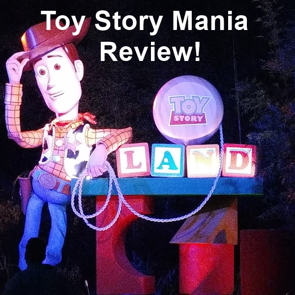 Toy Story Mania Review Featured Image