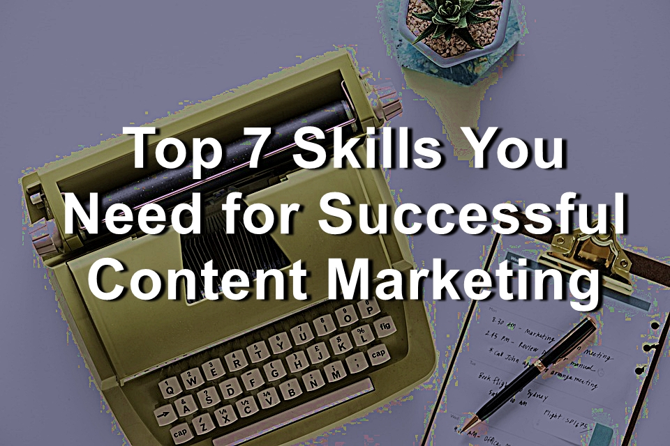 become a successful content marketer