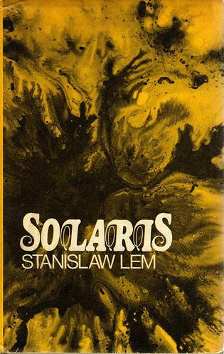 Solaris book cover