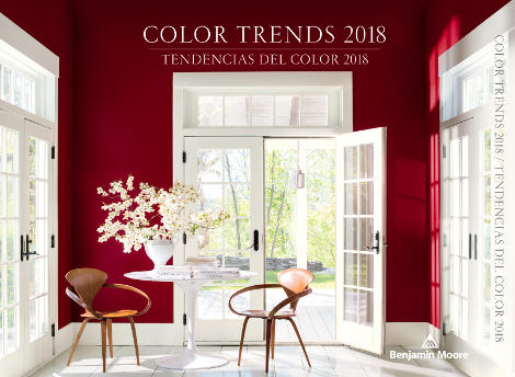 2018 Colour Trends