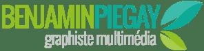 Logo Benjamin PIEGAY | Graphiste à Lyon et dans les Monts du Lyonnais