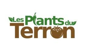 Logo Plants du Terron   Benjamin PIEGAY, graphiste à Lyon et dans les Monts du Lyonnais