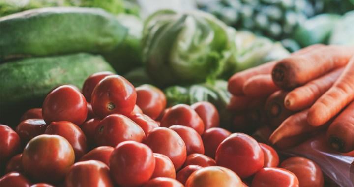 photo of fresh produce