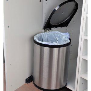 castorama poubelle automatique