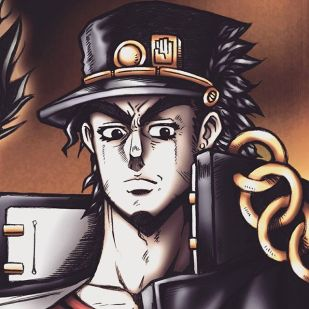 Manga Art- Jotaro