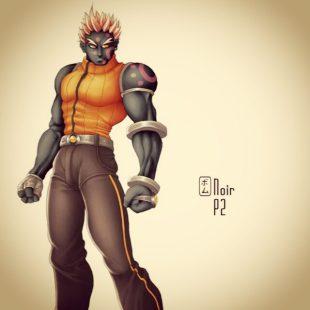Manga Art- Player2