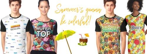 Shirt Designs (see Shop)