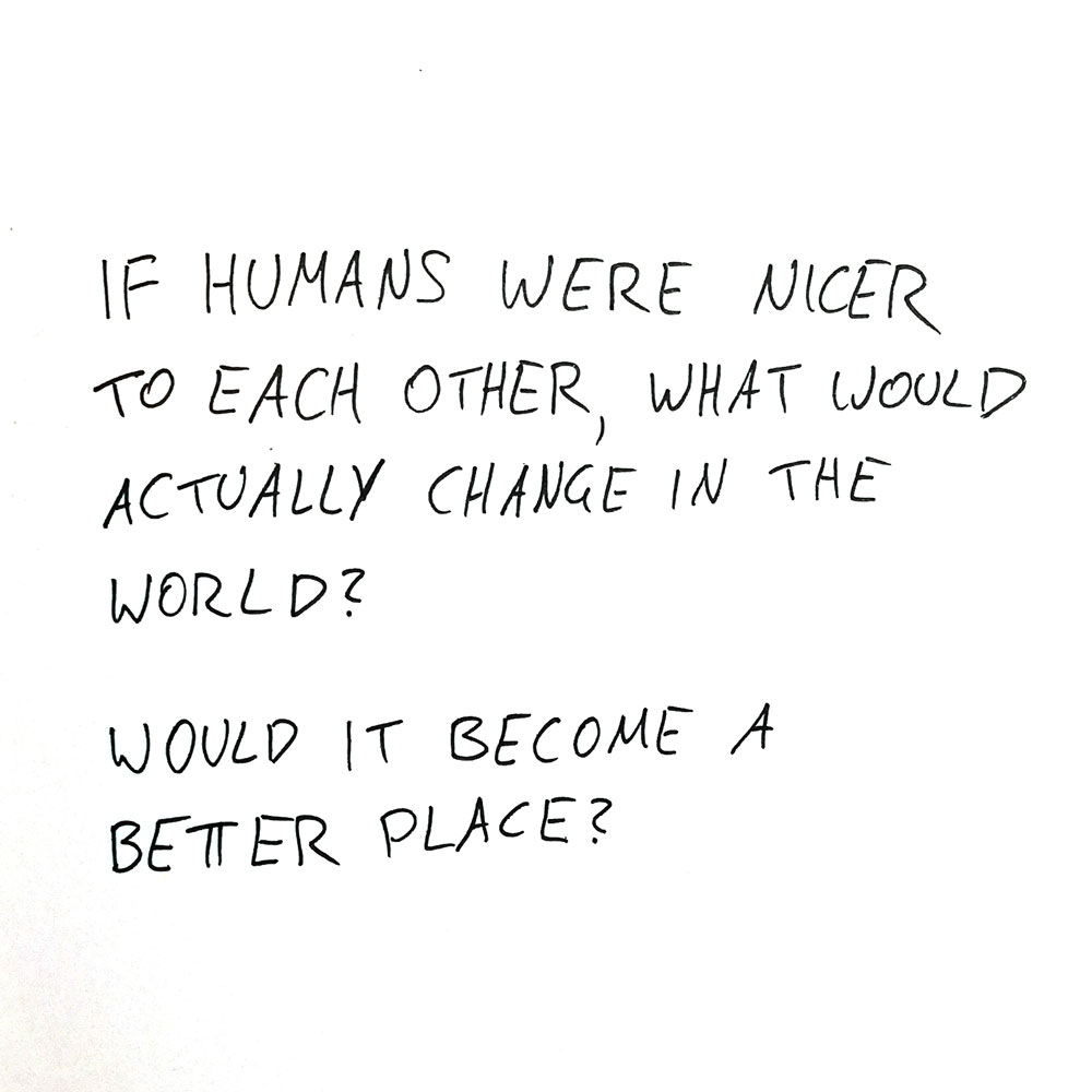 if-humans-were-nicer