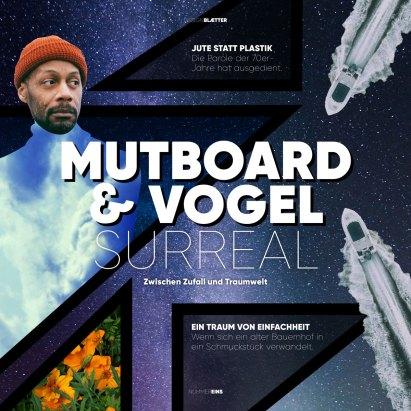 Mutboard & Vogel Alternative Cover