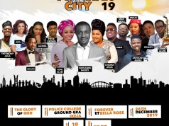 PRAISE IN THE CITY 2019 PITC2019