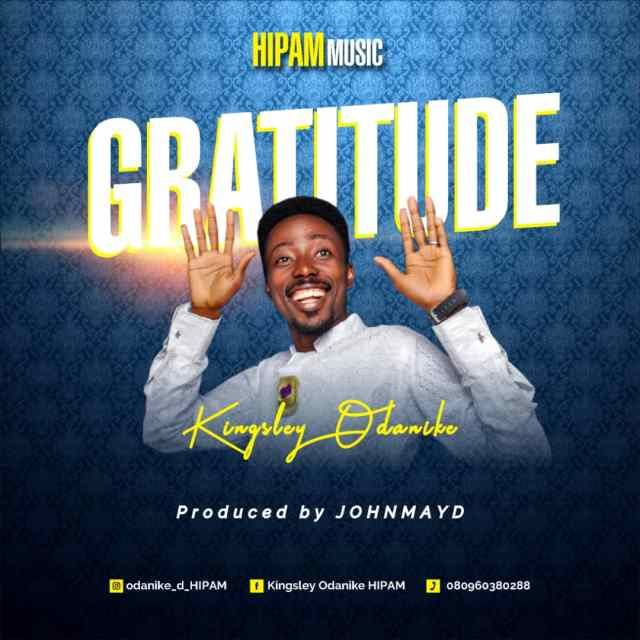 Gratitude Kingsley Odanike