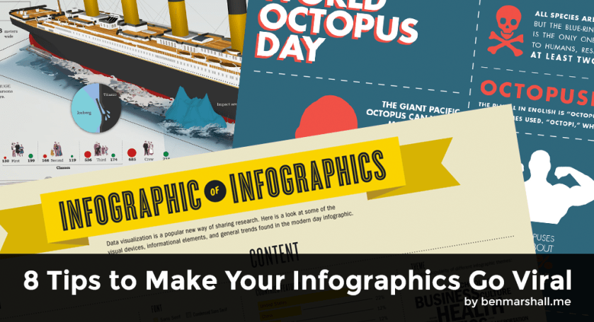 8 Tips to Make Your Infographics Go Viral