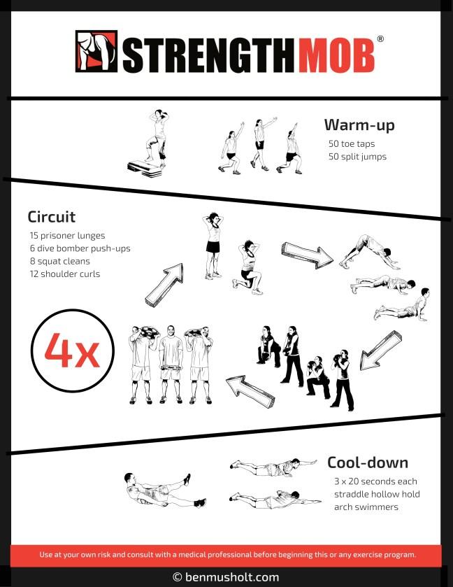 Quarantine Fitness Workout