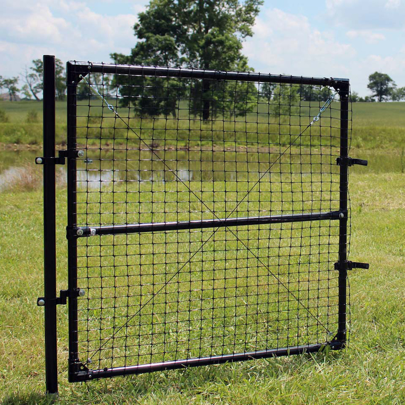 Image Result For Metal Fence Posts For Wire Fence