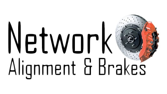 Network Alignment and Brakes