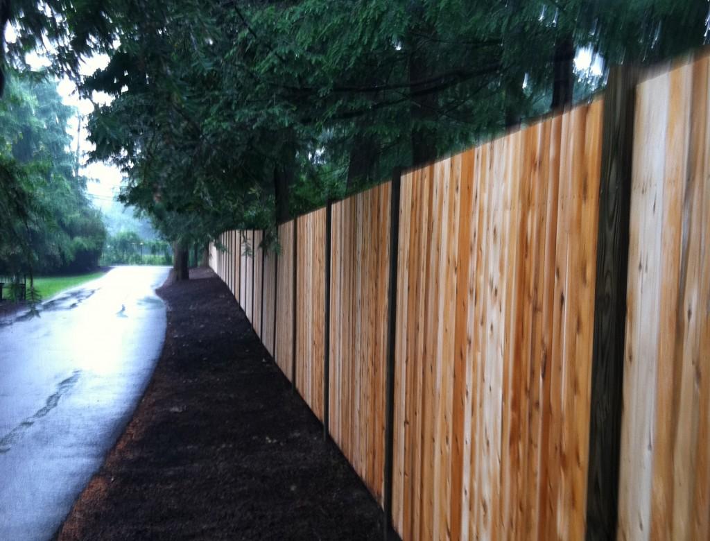 Cape Cod Fence Shower Enclosures Bennett Fence
