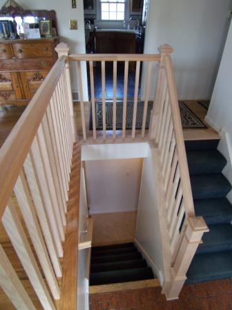 Bennett Stair Company Inc Box Newels