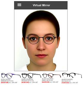 Virtual Mirror HTML5 Version 0.5.3