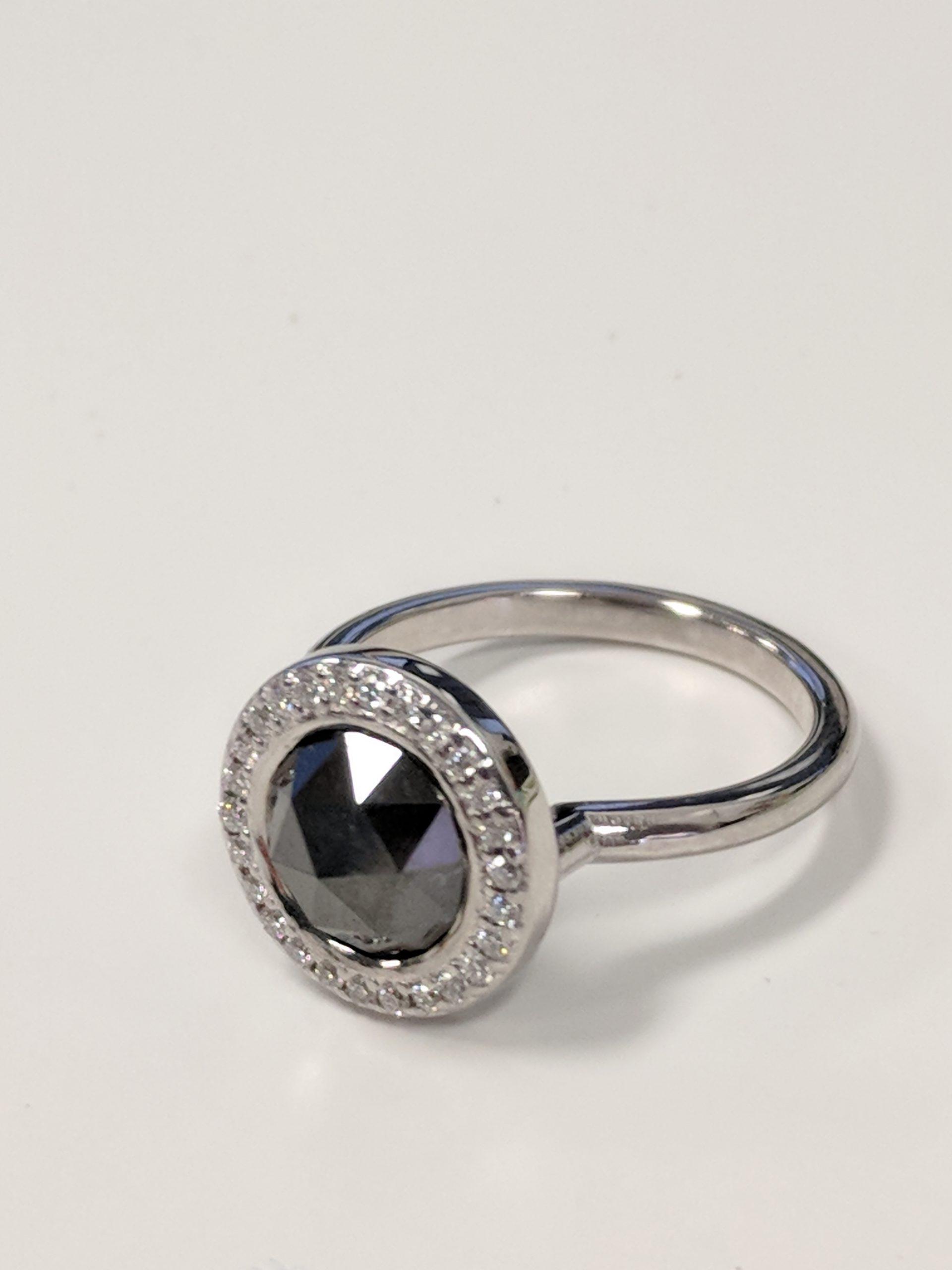 Black Diamond 3/4 angle