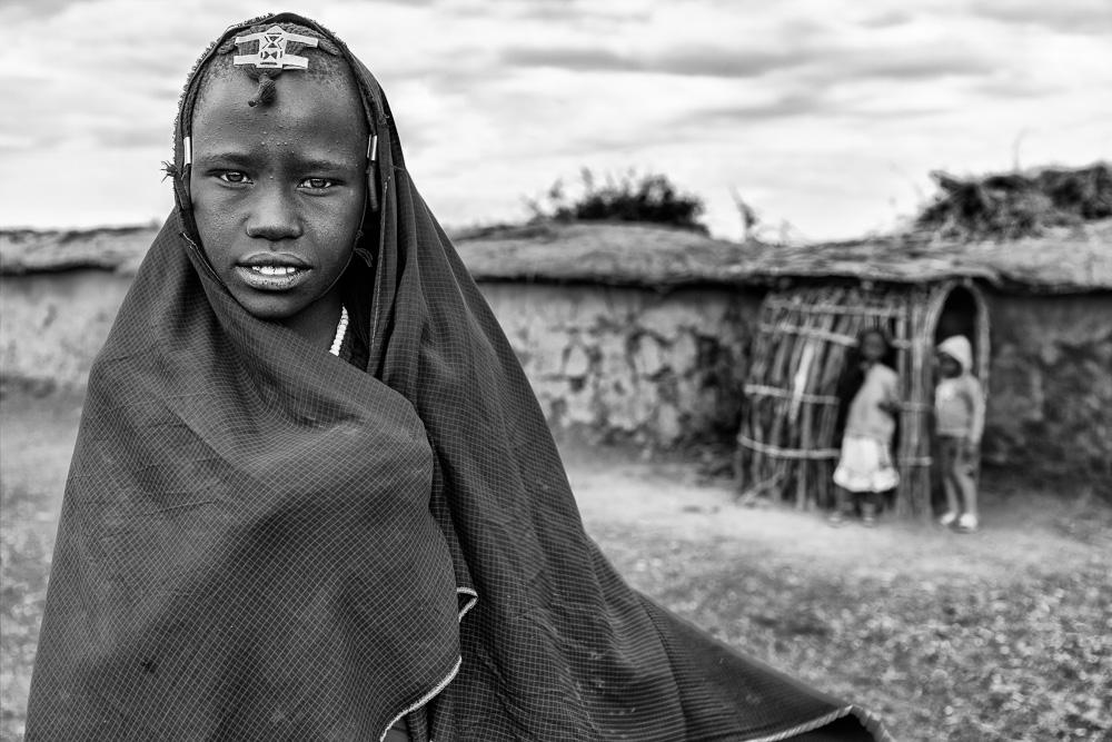 Fotoreise Kenia, Benny Rebel, schwarz weiß