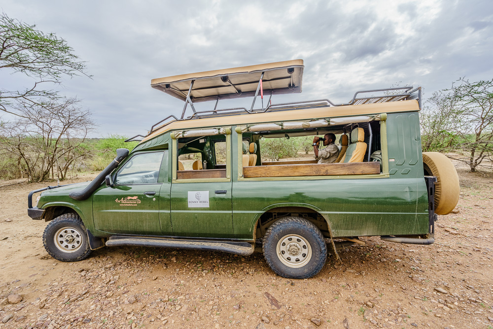 Fotoreise Kenia, Benny Rebel, Fahrt