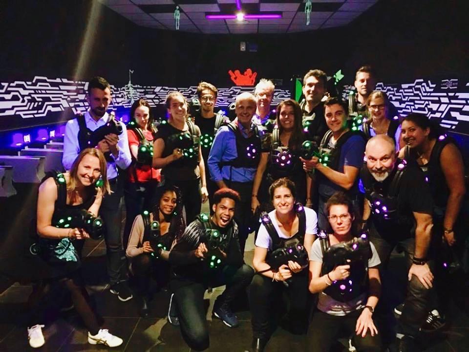 Le Laser Game Charenton Organiser Son Team Building Be No
