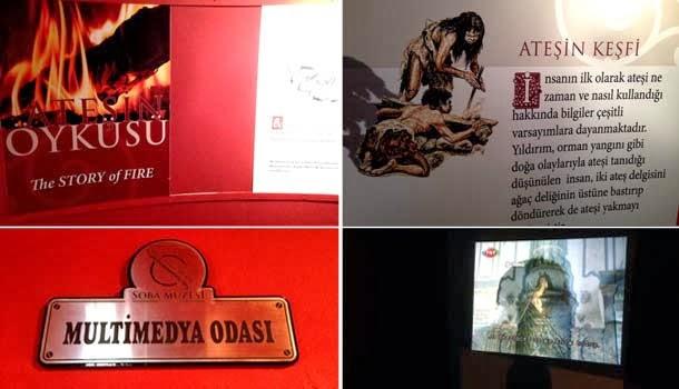 Soba Müzesi Ateşin Öyküsü