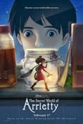 The Secret World of Arrietty / 8.5