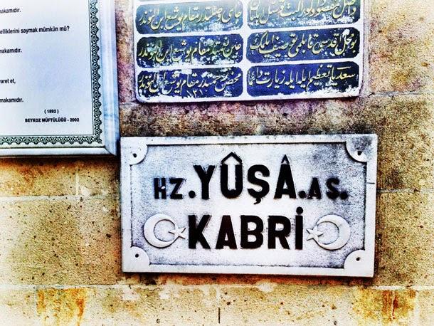 hz yusa kabri