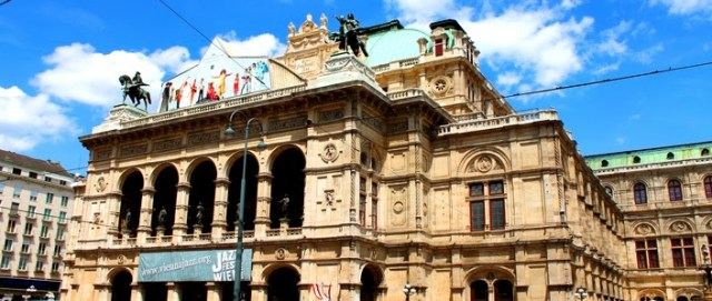 viyana devlet opera binasi