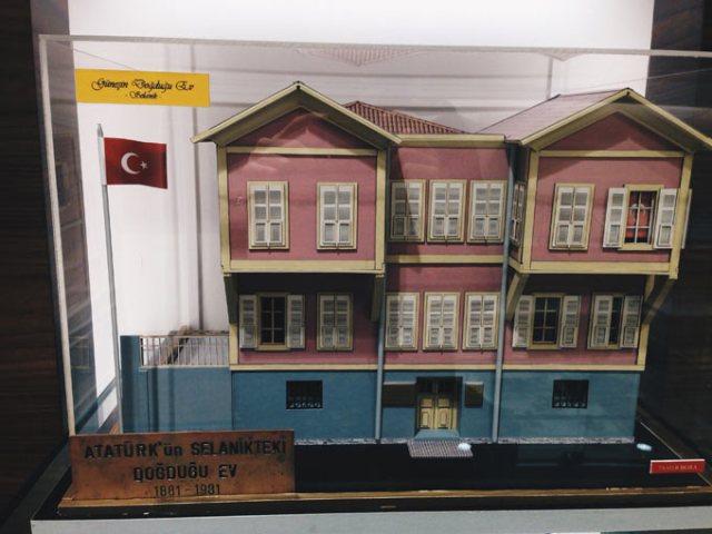ataturk-selanik-ev-maket