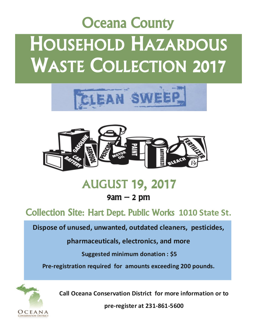 Household Hazardous Waste 2017