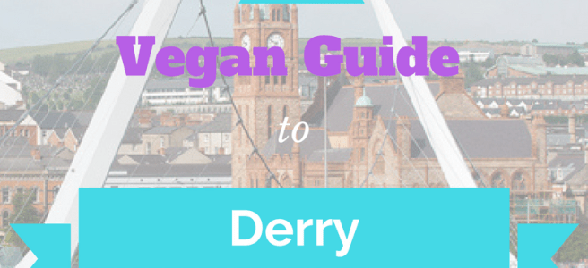 vegan guide to derry londonderry