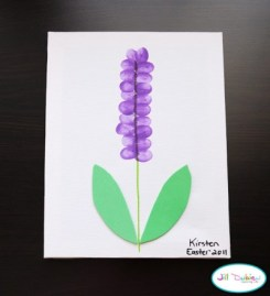 flowers thumb-print-