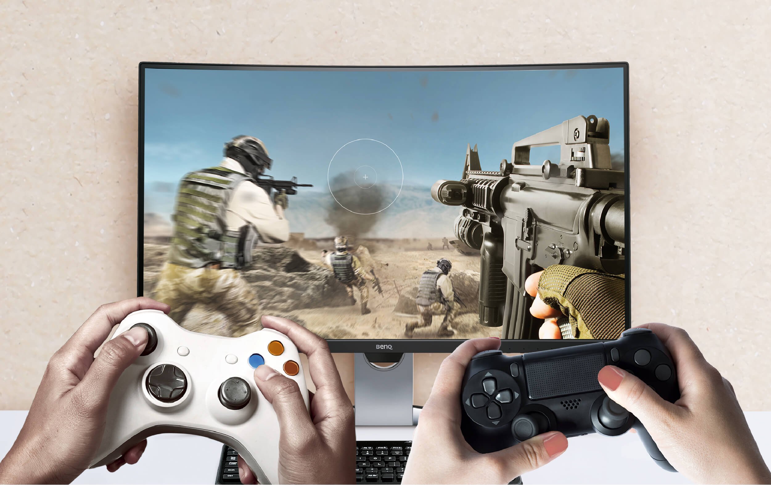 How To Choose Gaming Monitor For Xbox One X Or Ps4 Pro