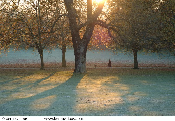 Ben Raviliouss photograph of Spinney Hill Park, Leicester