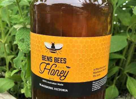 The Nutrition of Honey