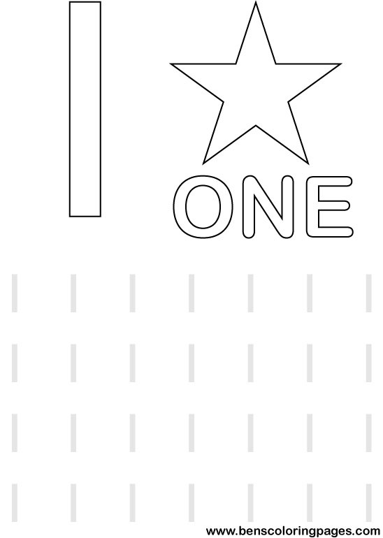 Number 1 Coloring Pages. coloring number 8 download. number ...