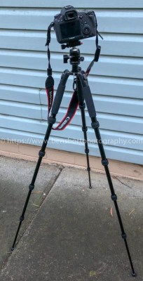 Tripod without Centre Column